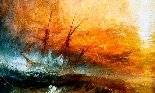 Slave Ship, William Turner